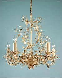 gold chandelier light chandeliers five branch traditional antique cream gold leaf chandelier light