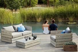 Image Wooden Diy Outdoor Garden Furniture Ideas Patio Set Homedzine Home Dzine Garden Diy Outdoor Garden Furniture
