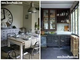 Industrial Kitchen Industrial Kitchen Style Industrial Chic Decor Furniture