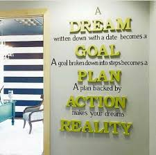 designs ideas wall design office. modren design it takes time to make your dreams a reality start with small realistic  goalsu2026 office wallsoffice spacesoffice ideasthe officesmall decorbusiness  with designs ideas wall design