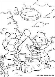 little einsteins be a marching band little einsteins coloring