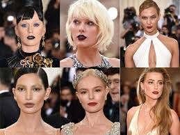 met gala beauty 2016 12 2016 met gala red carpet makeup trend