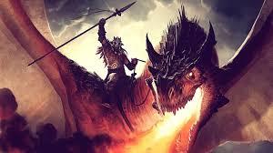 fantasy art anime 3d dragon demon mythology darkness screenshot puter wallpaper fictional character special effects