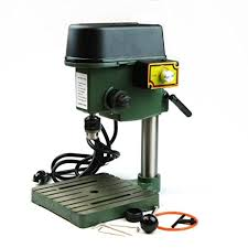 Improved Depth Stop To Small Bench Drill Press  Note Oring Small Bench Drill Press