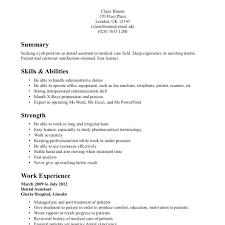 Skills Examples For Resume Cool Full Size Of Resume Sample