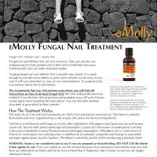 emolly fungal nail infection treatment 100 effective fast acting antibacterial ebay