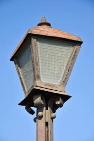 ornate lighting. Download Old Rusty Street Light Stock Photo. Image Of Ornate, Lighting - 78372466 Ornate