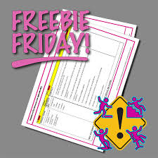 Outdoor Environment Risk Assessment Form – Friday Freebie - Early ...