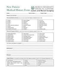 Template Questionnaire Word Enchanting Medical Questionnaire Template Image Collection Resume
