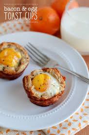 Airfryer Recipe: Ham \u0026 Egg Toast Cups \u2013 The New Chew