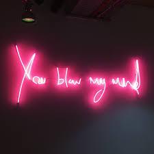 Yosoylaprincesa Love Romantic Neon Quotes Neon Signs