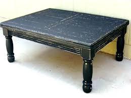 rustic black coffee table distressed beautiful tables ideas wood