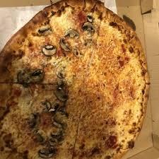 photo of wolfgang puck express calabasas ca united states mushroom pizza