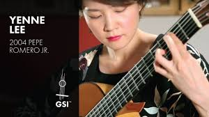 <b>Autumn</b> Leaves - Yenne Lee plays 2004 Pepe Romero Jr. - YouTube