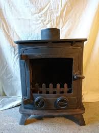 yeoman exmoor 5kw wood burning stove genuine replacement curved glass