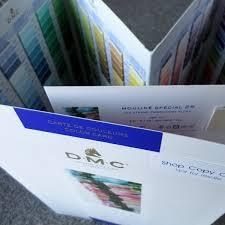 Dmc Threads Colour Card