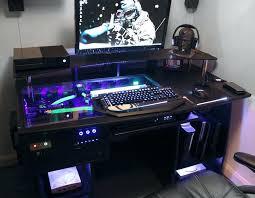 best pc desk adorable desk ideas best ideas about gaming computer desk on gaming pc desk case build