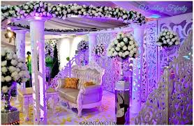 check out nigerian wedding decor ideas here gt
