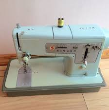 Singer Sewing Machine Model 348 Value