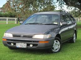 1992 Toyota Corolla Station Wagon $NO RESERVE!!! $Cash4Cars ...