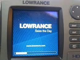 Lowrance Hds5 Chart Plotter