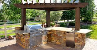 backyard design landscaping. Backyard Landscaping Katy - Outdoor Kitchen Design Landscaper