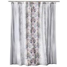shower curtain sets target elegant boho boutique suvi brocade shower curtain 72 72