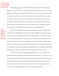 Example Of Response Essays From Thesis To Essay Writing Essay On Healthy Eating Also