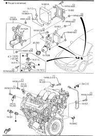 similiar mazda engine parts diagram keywords 2001 mazda millenia engine diagram car interior design