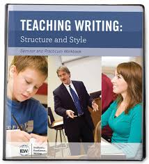teaching writing structure and style workbook syllabus only no teaching writing structure and style workbook syllabus only no dvds 2nd 2015
