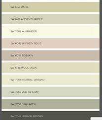 Neutral Behr Paint Color Chart Bedowntowndaytona Com