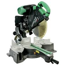 hitachi 10 miter saw. factory reconditioned hitachi c12rsh2 12 in. sliding dual compound miter saw with laser marker 10 f