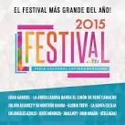 Lfestival Feria Cultural Latinoamericana 2015