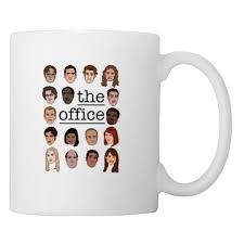 the office star mug. delighful the office mug star