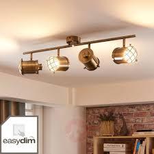 4 bulb led ceiling light ebbi easydim 9621231 32