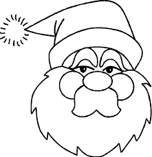 Small Picture Santa Coloring Pages Coloring Kids