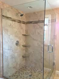 custom shower enclosures glass shower doors custom shower enclosures jacksonville fl