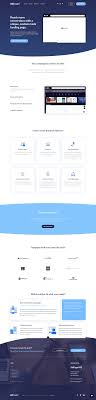 Ad Page Templates Adpage Landing Page Design Example For Inspiration