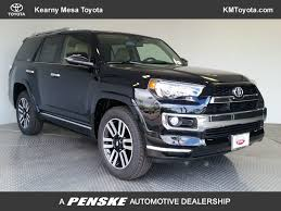 2018 New Toyota 4Runner Limited 2WD at Kearny Mesa Toyota Serving ...
