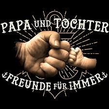 Fashionalarm Herren T Shirt Papa Und Tochter Freunde Für Immer