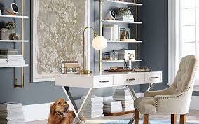 Dream home office Romantic Image Courtesy Of Pinterest Fort Knox Self Storage Tips To Creating Your Dream Home Office Blog Fort Knox Self