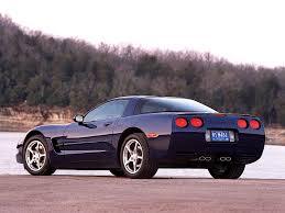 CHEVROLET Corvette C5 Coupe specs - 1997, 1998, 1999, 2000, 2001 ...