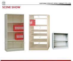filing storage open shelf cabinet wall mounted metal