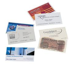 avery business cards 5371 avery laser microperforated business cards 2 x 3 12 white pack of