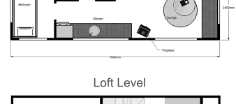 Small Picture Tiny House With Loft Floor Plans Tiny House Floor Plans With Loft