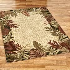 tropical area rug delectably modern textures blue sea garden tropical rug