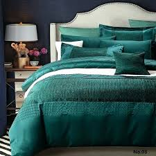 Teal Bedding Sets Amazon Teal Bedding Sets Super King Luxury ... & Teal Bedding Sets Amazon Teal Bedding Sets Super King Luxury Designer  Bedding Set Quilt Duvet Cover Blue Green Bedspreads Cotton Silk Sheets Bed  Linen Full ... Adamdwight.com