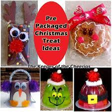 Amazon warehouse great deals on quality used products. Pre Packaged Christmas Treat Ideas The Keeper Of The Cheerios School Christmas Party Diy Christmas Treats Christmas Treat Bags