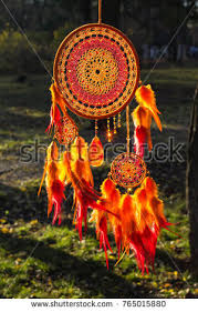 Chinese Dream Catcher Delectable Dream Catcher Feathers Threads Beads Rope Stock Photo Download Now