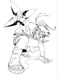 Naruto Coloring Coloring Pages Free Drawing Random For Coloring